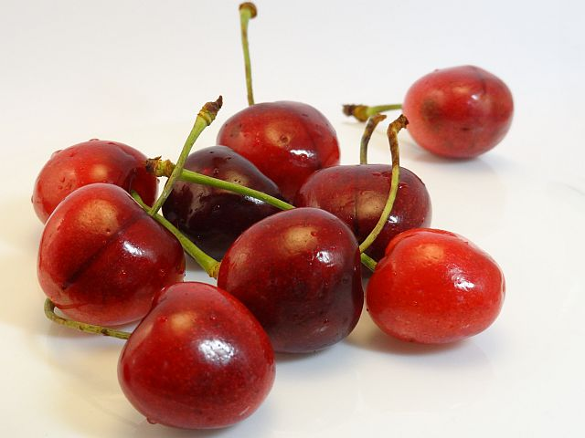 Delicious Cherries in Dr. Will Bar